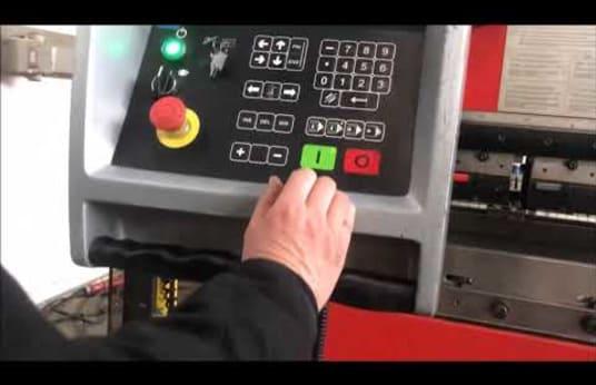 AMADA HFE100 CNC apkant preša
