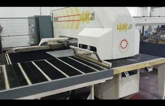 RAINER LUX 1220 Automatic Punching Machine