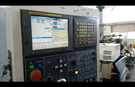 DAEWOO PUMA 300 LB CNC Turning Centre