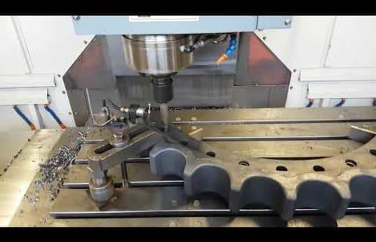 Вертикален обработващ център AKIRA - SEIKI V 4.5 XP CNC
