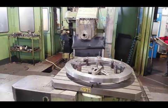 Centro di Lavoro Orizzontale/Verticale MANDELLI REGENT 1500 U25