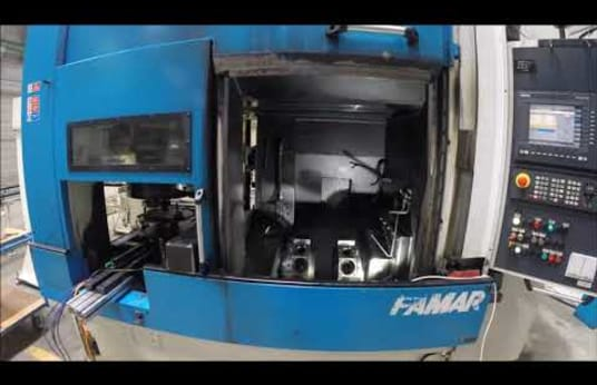 FAMAR Ergo 510 vertikalni strug