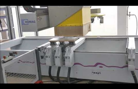 Centro de mecanizado CNC HOMAG BAZ 41/45/K