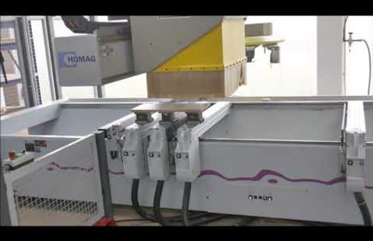 HOMAG BAZ 41/45/K CNC obradni centar