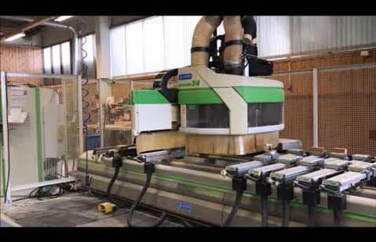 BIESSE Rover 24 xl CNC megmunkáló központ