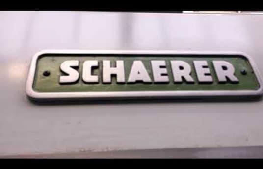 Torno de ciclos fijos SCHAERER UD 532 x 3000