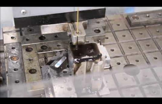 CNC PROFI Profi 350 Senkerodiermaschine