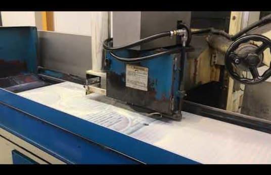 JOEN LIH MACHINERY PFG - 6020 AHR Surface Grinding Machine