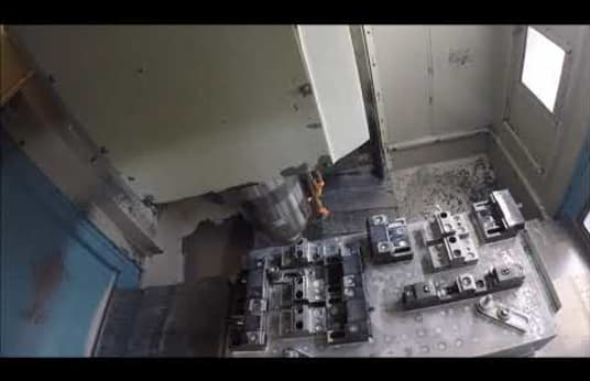 SIGMA ZENIT 3 PALLET vertikalni obradni centar