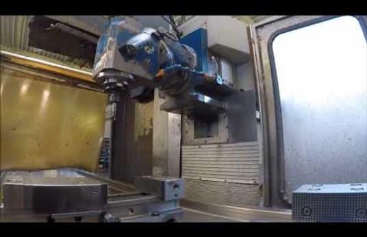 LAGUN FBF 3250 Milling Machine