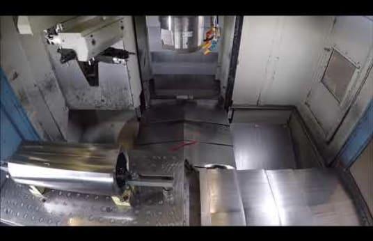 SIGMA ZENIT 3 PALLET Vertical Machining Centre