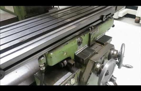 KLOPP FS 11 Tool Millimh Machine Universal