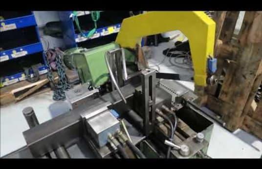 CARIF 240 Fémfűrészs Automat