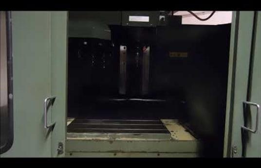 WAGNER Excel 510 Vertikal-Bearbeitungszentrum