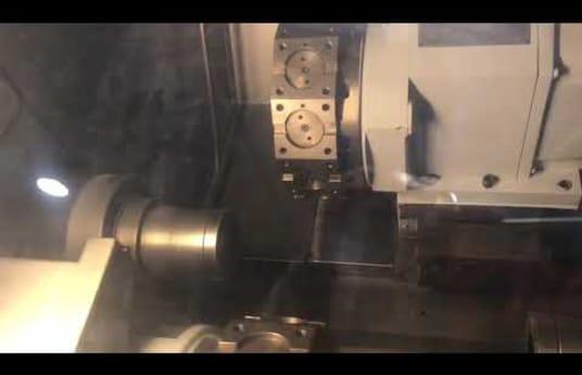 CNC струг BIGLIA B445 S