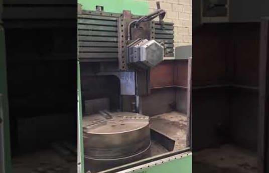IRSA TV CNC Vertikale CNC Drehmaschine