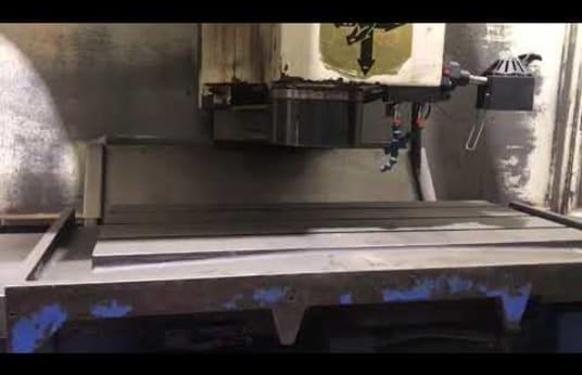 Centro de Mecanizado Vertical CNC TAKANG VMC 610
