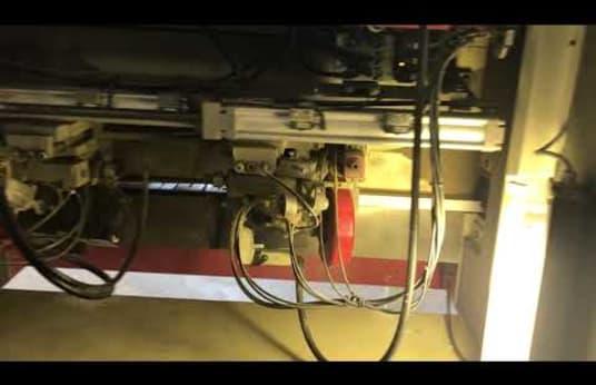 Mașină de aplicat cant IMA COMPACT PC/ F/ 6220