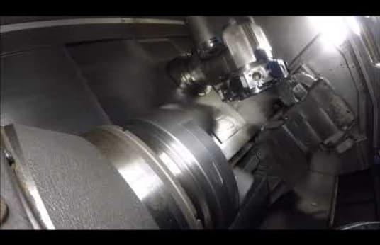 INDEX G 400 CNC strug