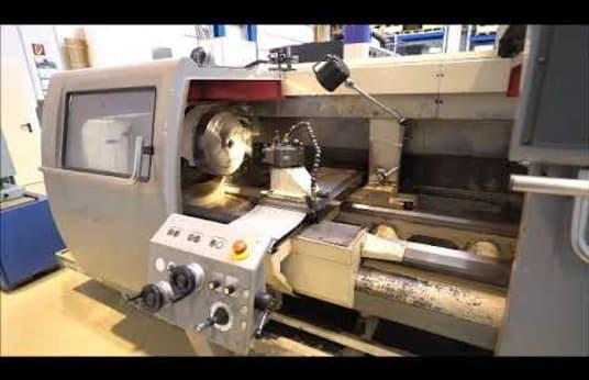 GILDEMEISTER NEF 710 PLUS Drehmaschine zyklengesteuert