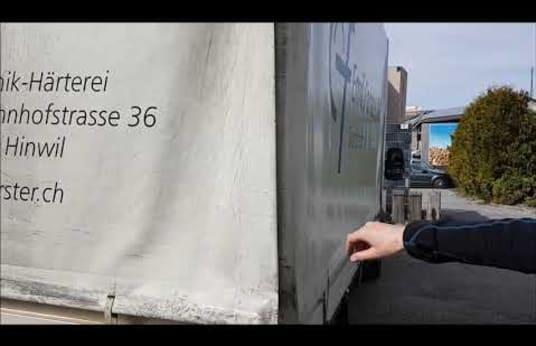 Camioneta de plataforma IVECO 35 S 17 DAILY