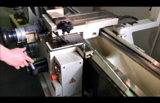 BOEHRINGER VDF DUE 500 Leit- und Zugspindeldrehmaschine