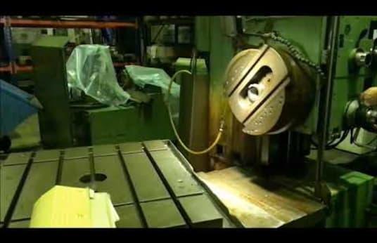 PFEIFER F 80 Precision Drill- and Milling Machine