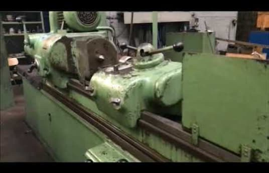 SCHMALTZ R.4/3000 External Cylindrical Grinding Machine