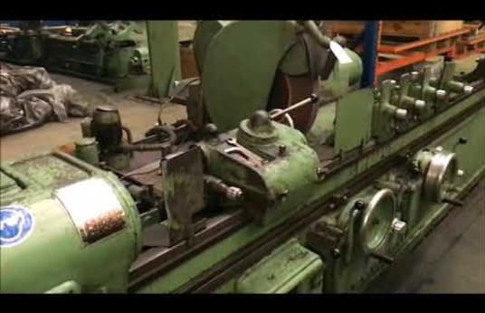 WAGNER Thread Cutting Machine Horizontal