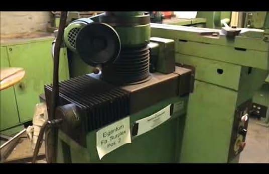 WALTER UWS 30 CZ Universal Tool Milling Machine