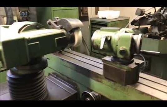 WALTER UWS 40 CY Universal Tool Milling Machine