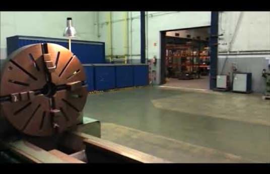 WMW SA 5 U X 1000 External Cylindrical Grinding Machine