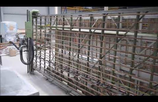 STRIEBIG Automat 6220 AV.G Platenzaag