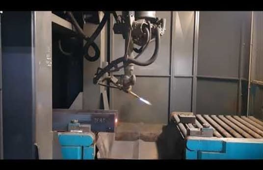 KALTENBACH Profile Drilling and Cutting Line