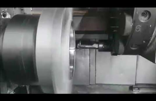 DOOSAN S 390 LM CNC-Drehmaschine