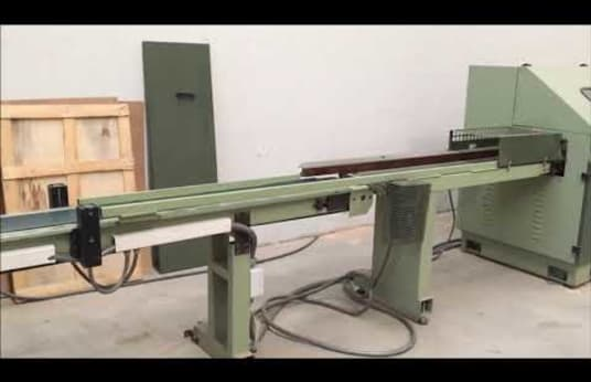 OMGA T 1020 NC Optimizing Cut-off Saw