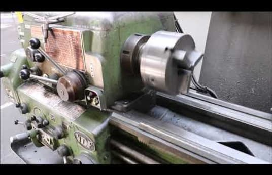 Автомат продольного точения VDF-HEIDENREICH & HARBECK 18 RO