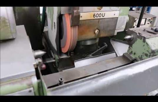 KELLENBERGER 600 U Universal Köszörűgép