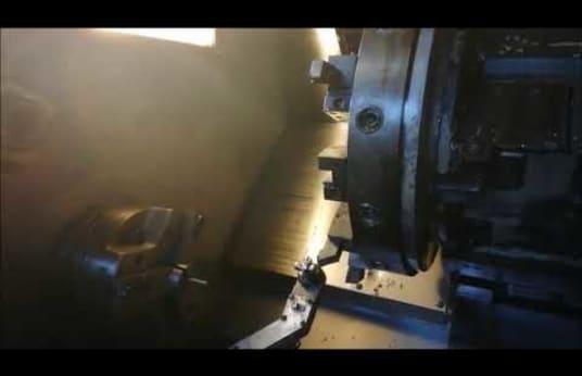 HITACHI SEIKI HITEC TURN 25 G CNC Lathe