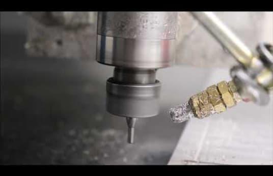 WISSNER HSC Milling Cutter