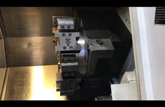 CMZ TL20S CNC Inclined Bed strug