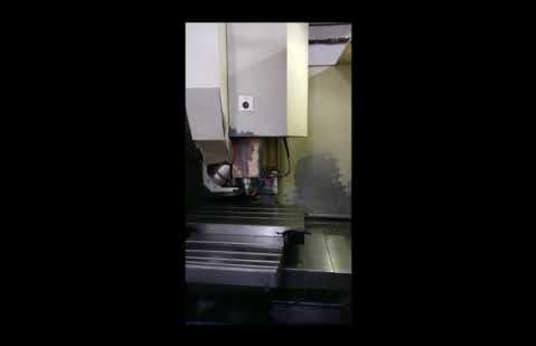 ALZMETALL BAZ 15 CNC Navpičen obdelovalni center