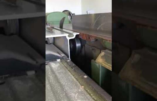ALTENDORF Sliding Table Saw