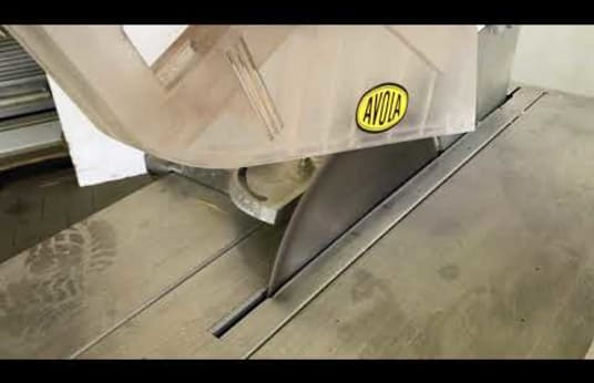 AVOLA ZB 400-10 Circular Fűrészgép for Building Sites