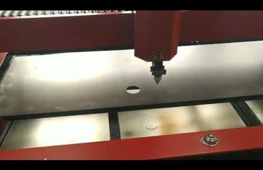 UNICH LXP 1530 Plasma Cutting Machine