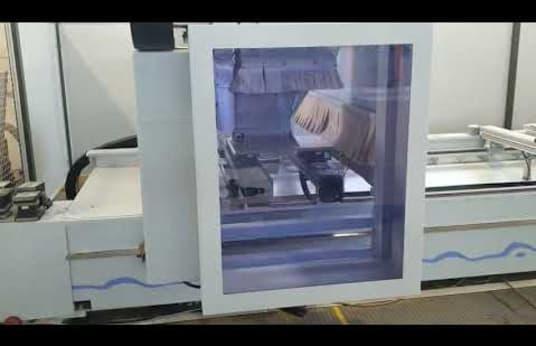 WEEKE PROFI BMG 211/32/15/K CNC-Bearbeitungszentrum