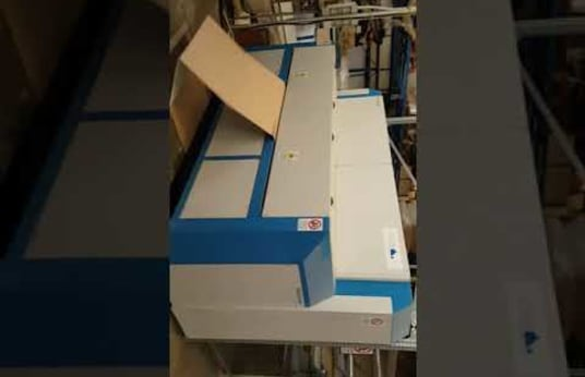 PANOTEC FLEXMODE 04 2.5 3CL Cardboard Box Production Machine