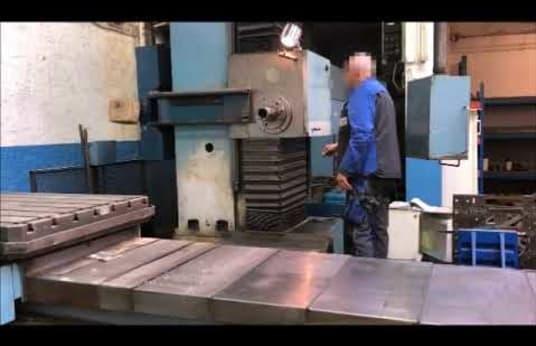 Delik Delme Makinesi PBR 110 CNC