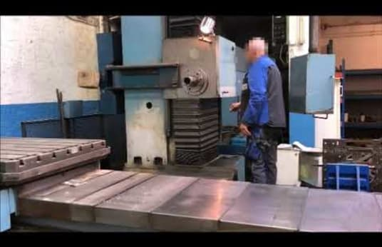 PBR 110 CNC Borverk