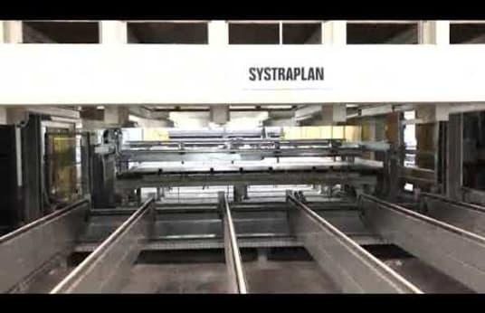 Sistema di stoccaggio verticale SYSTRAPLAN TR 100